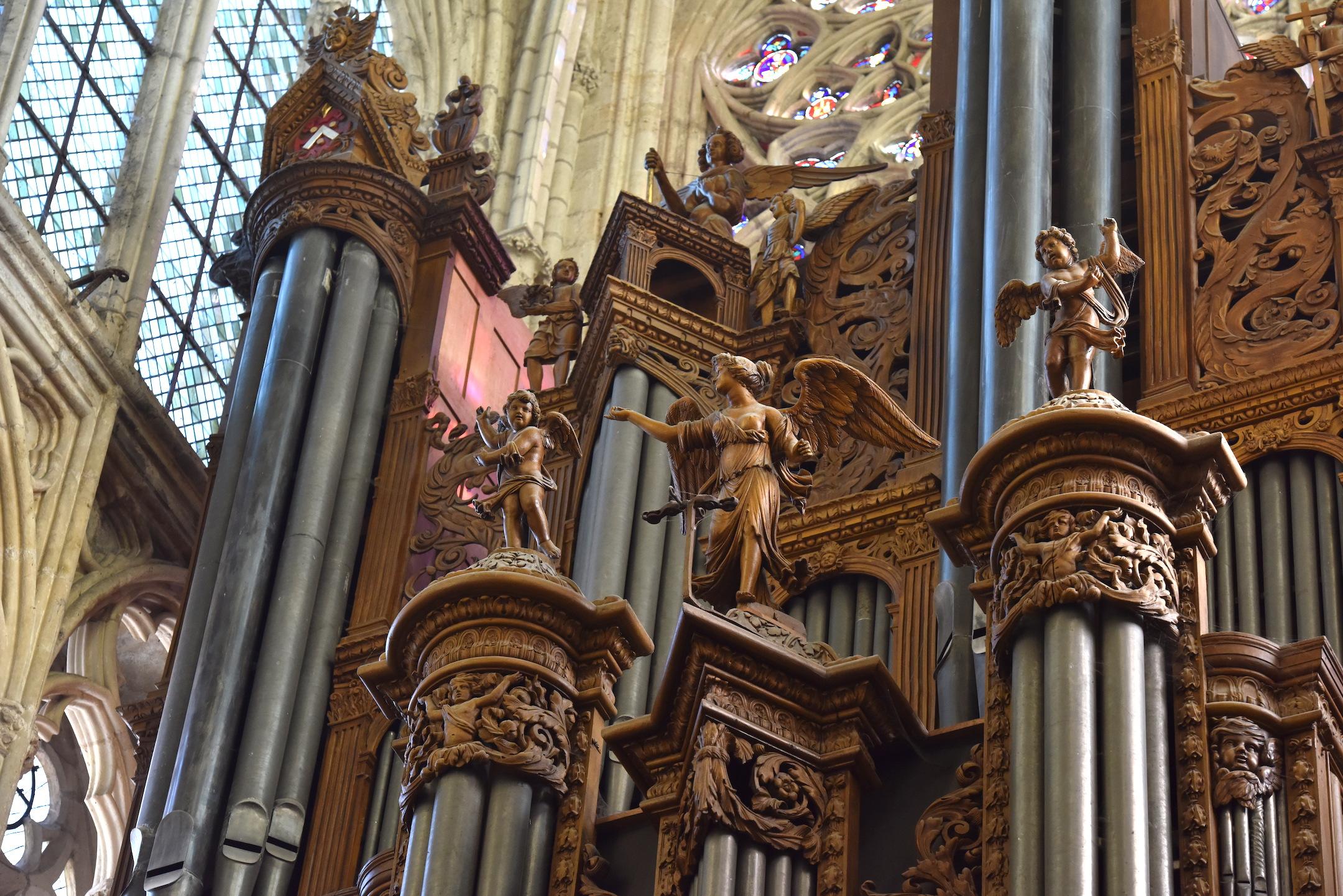 Visitez la cathédrale de Tours